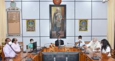 கனடியத் தூதரக அதிகாரிகள், யாழ்ப்பாணப் பல்கலைக்கழகத்துக்கு விஜயம்