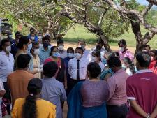 திருகோணமலை மாவட்டத்தில் 168 பாடசாலைகள் திறக்கப்பட உள்ளன - கிழக்கு மாகாண ஆளுநர்