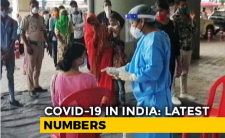 இந்தியாவில் கொரோனா பரவல் மீண்டும் உச்சம்