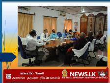 மட்டக்களப்பு மாவட்ட செயலகத்தில் மாவட்ட சாஷனாரக்ஷக்க குழு தெரிவு
